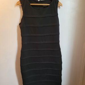 Scarlett black casual dress